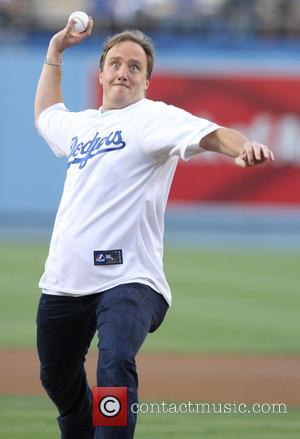 Jay Mohr - Celebrities attend the Los Angeles Dodgers game against the New York Mets - Los Angeles, California, United...