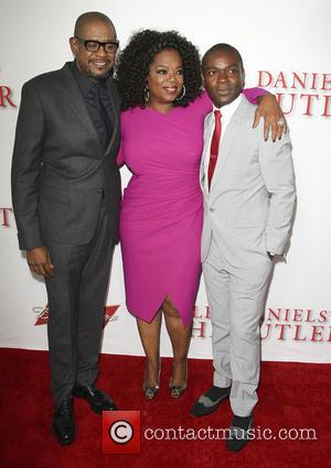 Forest Whitaker, Oprah Winfrey and David Oyelowo - Lee Daniels' The Butler Premiere held at the L.A.Live Regal Cinemas -...