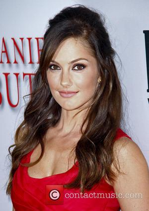 Minka Kelly - Lee Daniels' The Butler Premiere held at the L.A.Live Regal Cinemas - Arrivals - Los Angeles, CA,...