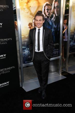 Kevin Zegers - Premiere of Screen Gems & Constantin Films' 'The Mortal Instruments: City of Bones' at ArcLight Cinemas Cinerama...