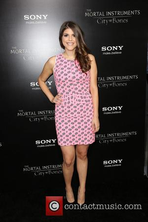 Molly Tarlov - Premiere of Screen Gems & Constantin Films' 'The Mortal Instruments: City of Bones' at ArcLight Cinemas Cinerama...