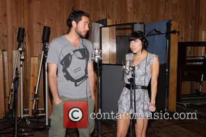 Zachary Levi and Krysta Rodriguez