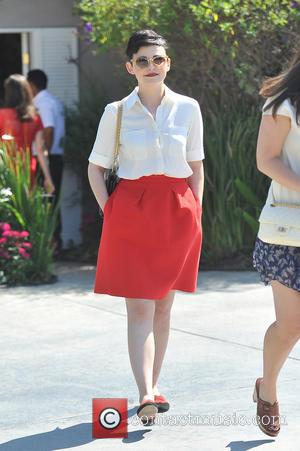 Ginnfer Goodwin - Ginnifer Goodwin leaves a private party in Brentwood - Los Angeles, CA, United States - Monday 12th...