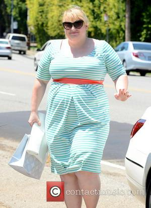Rebel Wilson - Rebel Wilson Goes to a Private Party in Brentwood - Los Angeles, CA, United States - Monday...