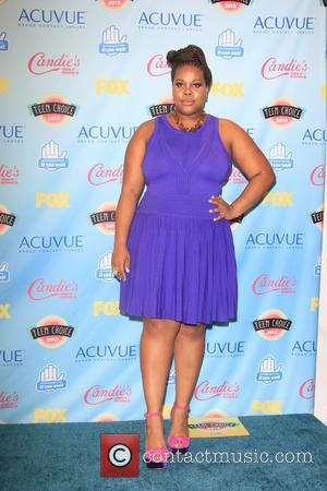 Amber Riley - Teen Choice Awards 2013 Press Room - Los Angeles, CA, United States - Monday 12th August 2013