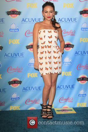 Janel Parrish - Teen Choice Awards 2013 Press Room - Los Angeles, CA, United States - Monday 12th August 2013