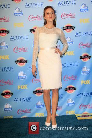 Teen Choice Awards and Troian Bellisario