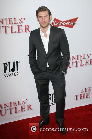 Alex Pettyfer - Lee Daniels' The Butler Premiere held at the L.A.Live Regal Cinemas - Los Angeles, CA, United States...