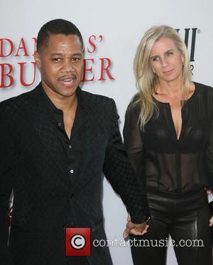 Cuba Gooding Jr. and wife Sara Kapfer