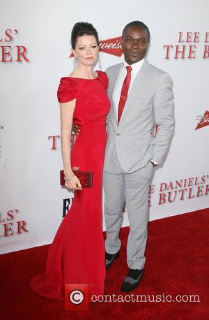David Oyelowo and Wife Jessica Oyelowo
