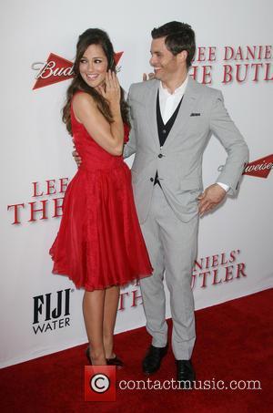 Minka Kelly and James Marsden