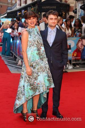 Daniel Radcliffe and Jemima Rooper