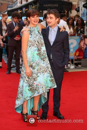 Daniel Radcliffe and Jemima Rooper - The U.K. premiere of 'What If' held at the Odeon West End - Arrivals...