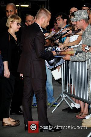 Ben Foster - New York screening of 'Ain't Them Bodies Saints' - New York City, NY, United States - Tuesday...