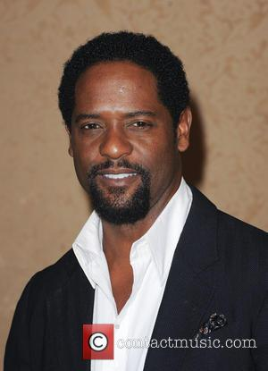 Blair Underwood, Beverly Hilton Hotel