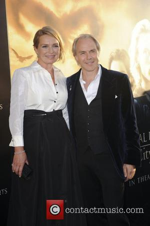 Harald Zwart and wife