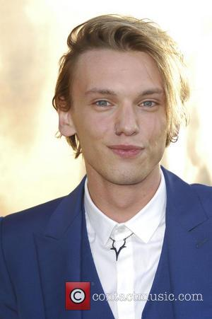 Jamie Campbell Bower - Premiere Of Screen Gems & Constantin Films'