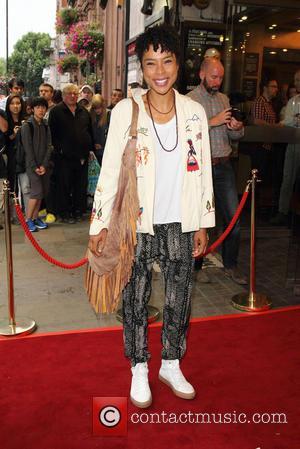 Sophie Okonedo - The Pride at Trafalgar Studios Whitehall - Press Night - London, United Kingdom - Tuesday 13th August...