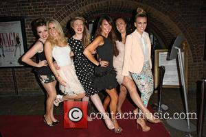 Rachel Rawlinson, Pippa Fulton, Guest, Lizzie Cundy, Alyssa Kyria and Angela Russell