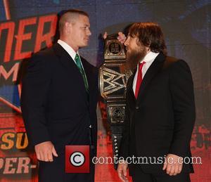 John Cena and Daniel Bryan