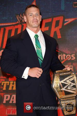 John Cena - WWE SummerSlam 2013 press conference held at the Beverly Hills Hotel - Los Angeles, CA, United States...