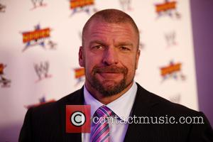 "Paul ""Triple H"" Levesque - WWE SummerSlam 2013 press conference held at the Beverly Hills Hotel - Los Angeles, CA,..."