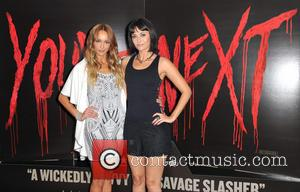 Sharni Vinson and Wendy Glenn