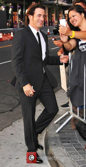 Dermot Mulroney - The Los Angeles premiere of 'Jobs' at Regal Cinemas - Outside Arrivals - Los Angeles, California, United...