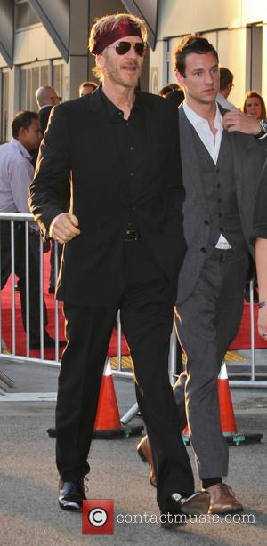 Matthew Modine - The Los Angeles premiere of 'Jobs' at Regal Cinemas - Outside Arrivals - Los Angeles, California, United...