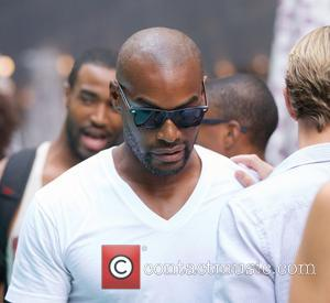 Tyson Beckford - Connor Cruise's 'Closer To Heaven' Listening Party at Dream Downtown on August 13, 2013 in New York...