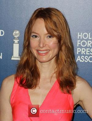 Alicia Witt - Hollywood Foreign Press Association's 2013 Installation Luncheon Held at The Beverly Hilton Hotel - Beverly Hills, California,...
