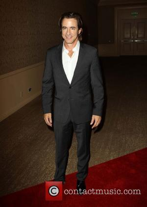 Dermot Mulroney - Hollywood Foreign Press Association's 2013 Installation Luncheon Held at The Beverly Hilton Hotel - Beverly Hills, California,...