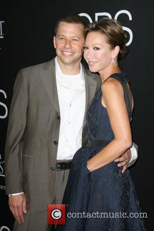 Jon Cryer with wife Lisa Joyner - Los Angeles Premiere of