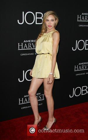 Natalie Gal - Los Angeles Premiere of