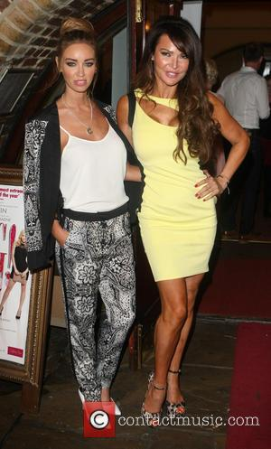 Lauren Pope and Lizzy Cundy
