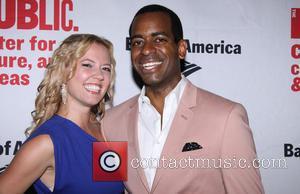 Patti Murin and Daniel Breaker