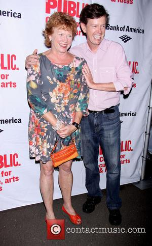 Becky Ann Baker and Dylan Baker - Opening night of Love's Labour's Lost at the Delacorte Theater-Arrivals. - New York,...