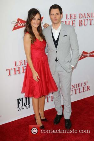 Minka Kelly and James Marsden - Premiere Of The Weinstein Company's