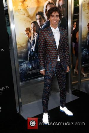 Robert Sheehan - Celebrities attend THE MORTAL INSTRUMENTS: CITY OF BONES Los Angeles premiere at Arclight Cinerama Dome. - Los...