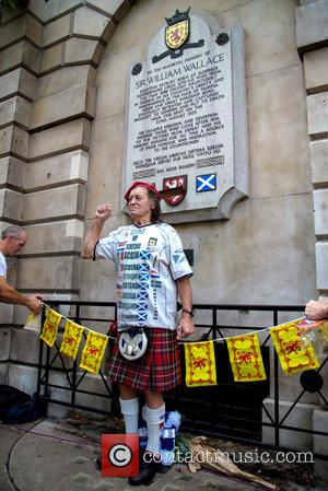 Scottish, William Wallace and London