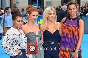 Vanessa White, Una Healy, Mollie King and Rochelle Humes