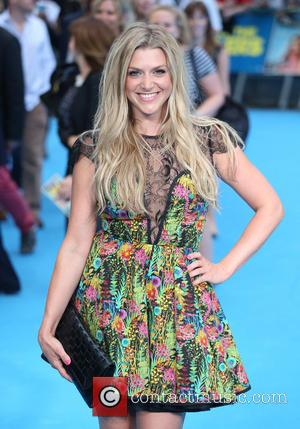 Anna Williamson - European Premiere of 'We're the Millers' held at Odeon West End - Arrivals - London, United Kingdom...