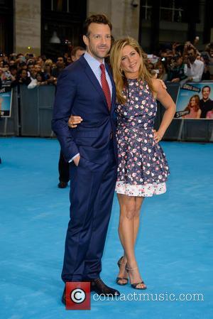 Jason Sudeikis and Jennifer Aniston