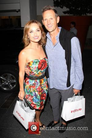 Giada De Laurentiis - 12th Annual InStyle Summer Soiree at the Mondrian Hotel - Outside Arrivlas - Los Angeles, CA,...