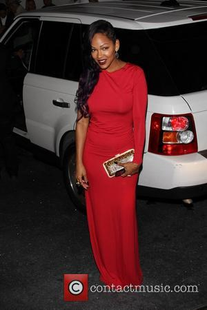 Meagan Good - 12th Annual InStyle Summer Soiree at the Mondrian Hotel - Outside Arrivlas - Los Angeles, CA, United...