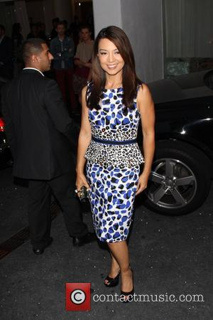 Ming-Na Wen - 12th Annual InStyle Summer Soiree at the Mondrian Hotel - Outside Arrivlas - Los Angeles, CA, United...