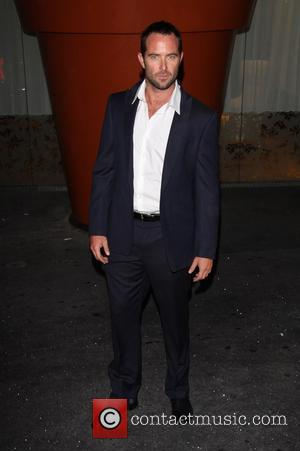 Sullivan Stapleton - 12th Annual InStyle Summer Soiree at the Mondrian Hotel - Outside Arrivlas - Los Angeles, CA, United...