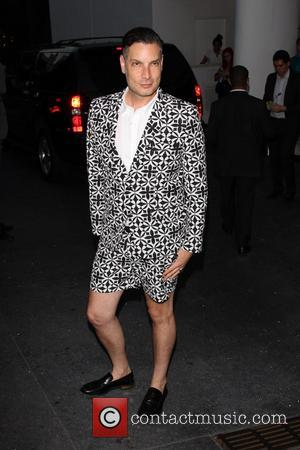 Cameron Silver - 13th Annual InStyle Summer Soiree at the Mondrian Hotel - Outside Arrivlas - Los Angeles, CA, United...