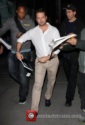 Jason Priestley - Celebrities outside the ArcLight Cinema in Hollywood - Hollywood, CA, United States - Wednesday 14th August 2013