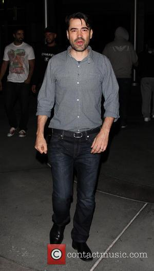 Ron Livingston - Celebrities outside the ArcLight Cinema in Hollywood - Hollywood, CA, United States - Wednesday 14th August 2013